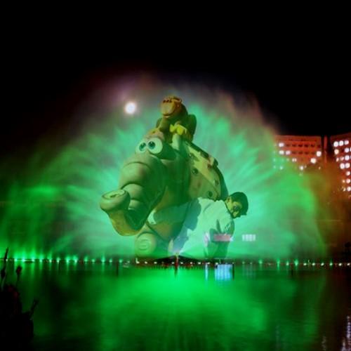 水幕电影喷泉4