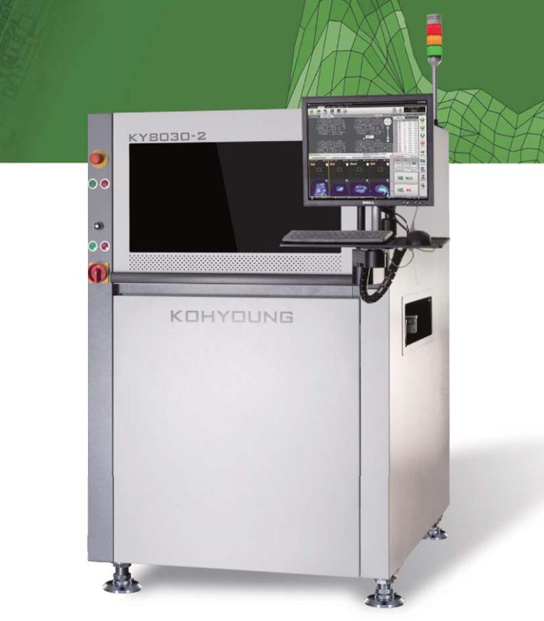 厂家现货出售KY8030 KOHYOUNG锡膏厚度检测仪