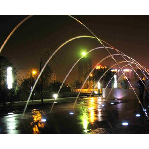 波光喷泉6