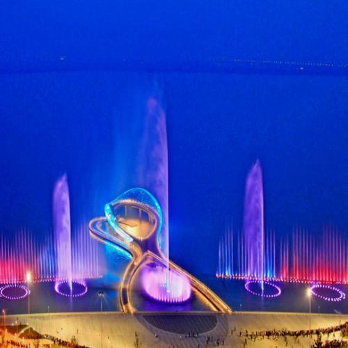 超高喷泉7