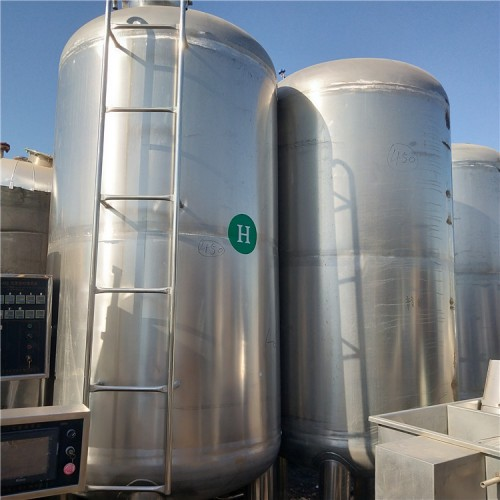 长期出售不锈钢啤酒储罐不锈钢高压罐