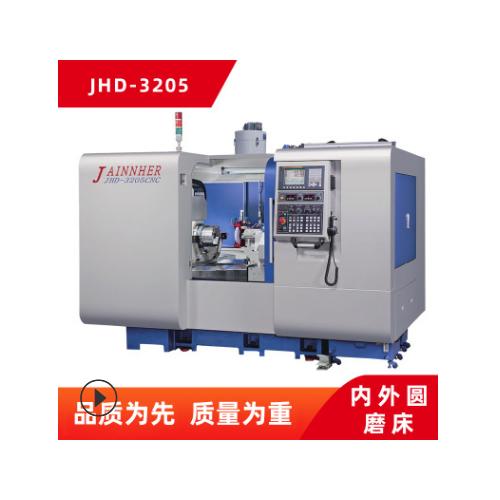 JHA-3205CNC自动数控外圆磨床 高精度外圆磨床
