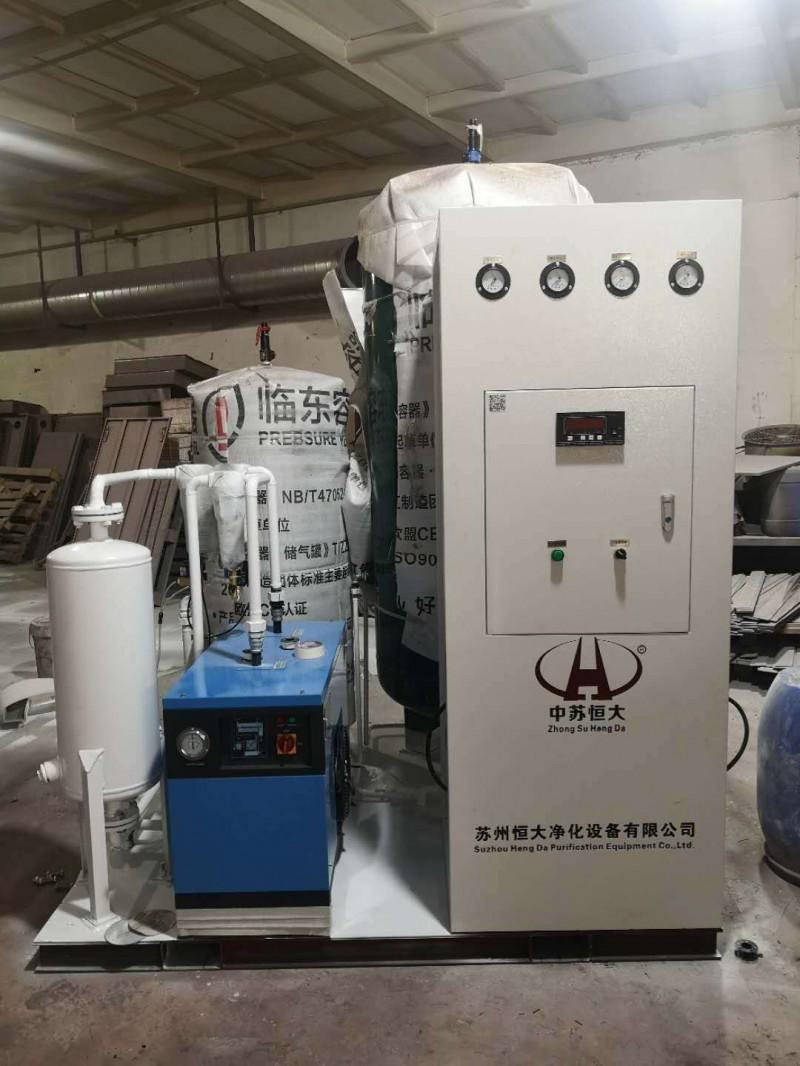 中苏恒大99.9-5立方制氮机 食品制氮机 干燥剂制氮机
