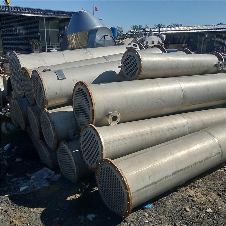 低价出售二手板式冷凝器 二手不锈钢换热器 二手板式换热器价格