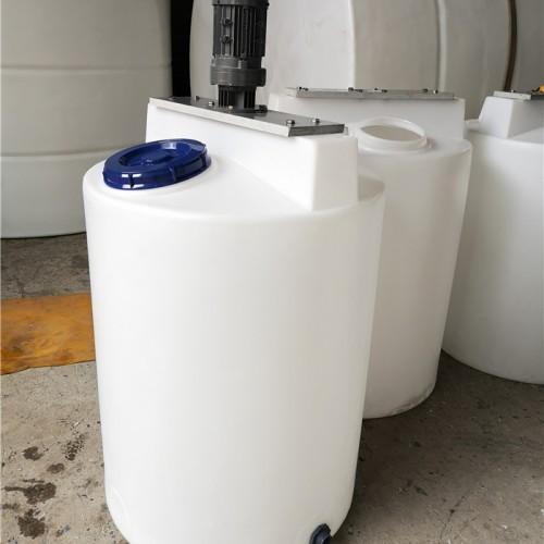 化工搅拌器厂家 PE搅拌罐设备反应釜价格