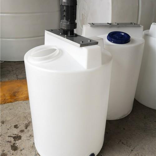 耐酸碱搅拌机厂家 加料搅拌桶 塑料搅拌罐批发