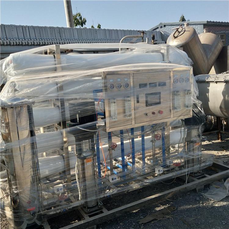 二手各种型号带式压滤机 污泥处理脱水带式压滤机 过滤机多少钱