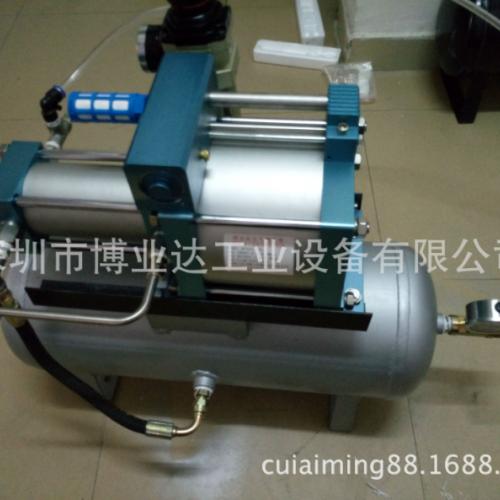 批发供应重庆4倍空气增压泵 5倍空气增压泵 8倍空气增压泵