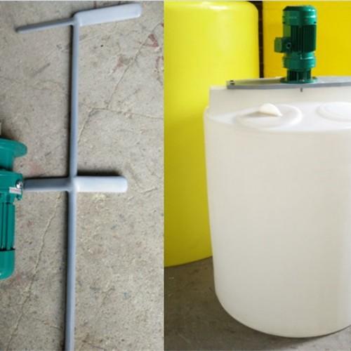 洗洁精搅拌机厂家 洗衣液调和桶 耐酸碱液体搅拌罐