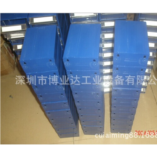 供应深圳塑料盒 佛山零件盒 五金塑料盒