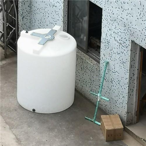 化工原料加工搅拌釜 液体搅拌机 耐酸碱均质罐 化工溶解桶