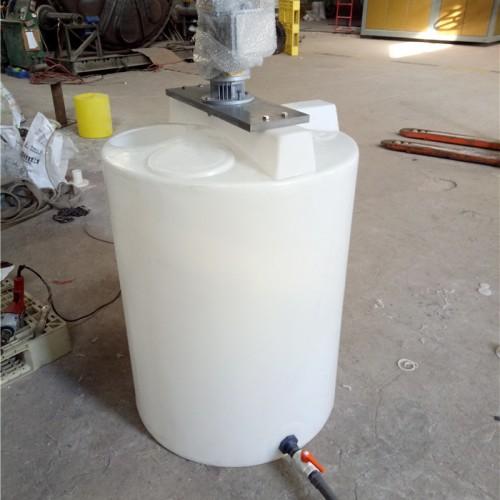 PE搅拌罐 塑料搅拌缸 耐酸碱搅拌机 化工液体混合机械设备