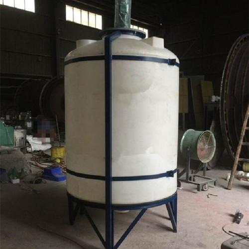 金华化工搅拌罐 立式搅拌器 化工搅拌桶PE材质耐腐蚀性强