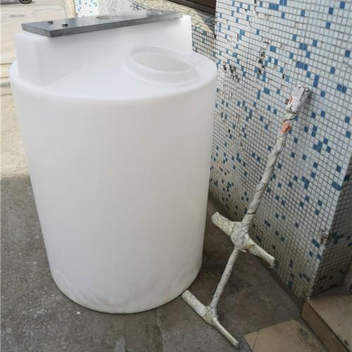 化工搅拌罐厂家 PE化工搅拌罐性能 耐酸碱立式配解设备