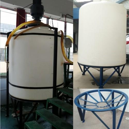 碱性化工搅拌机 化工原料生产加工搅拌釜 加料搅拌桶厂家