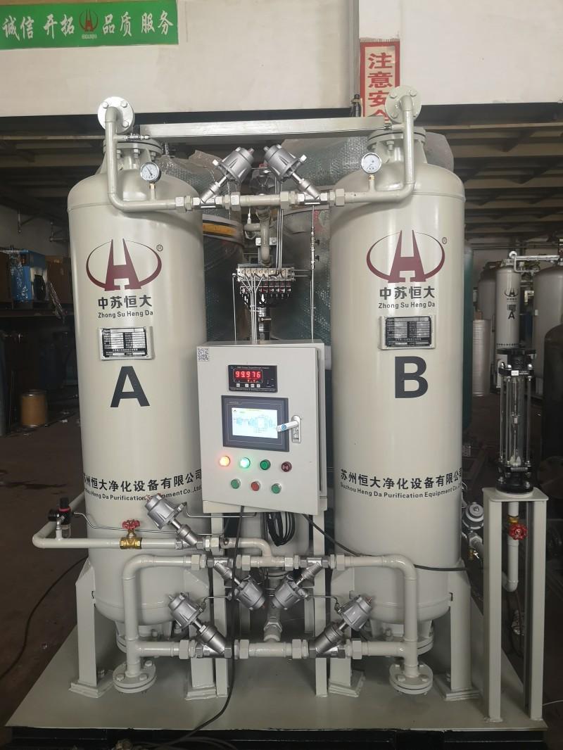 中苏恒大30立方制氮机 冶炼专用制氮设备 湖州制氮机