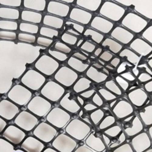 山东泰安长期生产销售双向塑料土工格栅 定制规格 现货批发