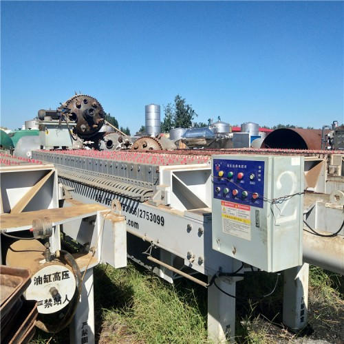 处理洗沙废水压滤机二手 隔膜压滤机二手 压滤机多少钱