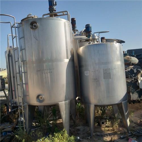 促销不锈钢防腐储罐 二手耐酸碱储罐 储罐图片