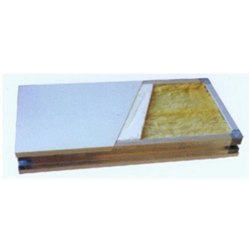 手工岩棉石膏彩钢板