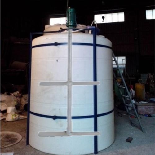 10吨搅拌罐电机功率 1-10吨化工搅拌设备防腐性强