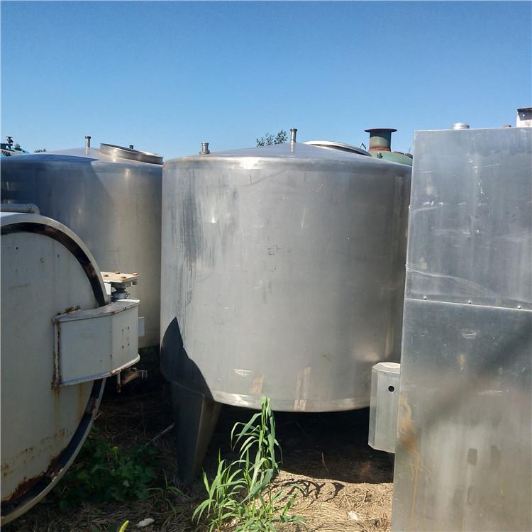 促销不锈钢啤酒储罐二手 液氨储罐厂家 不锈钢储罐多少钱