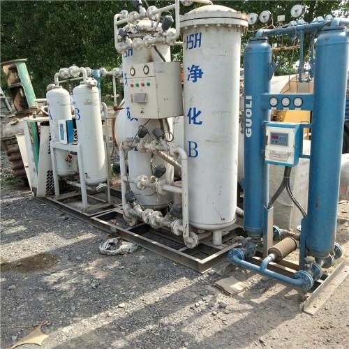 低价转让二手工业制氮机 9成新制氮机转让 99999%制氮机