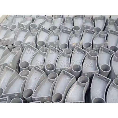 重庆铸铁防撞护栏立柱定做河北泊泉机械制造~定制~供应防撞护栏