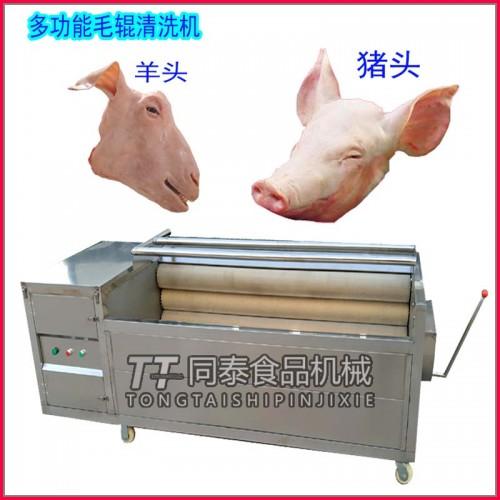 洗猪头机器  猪头清洗机