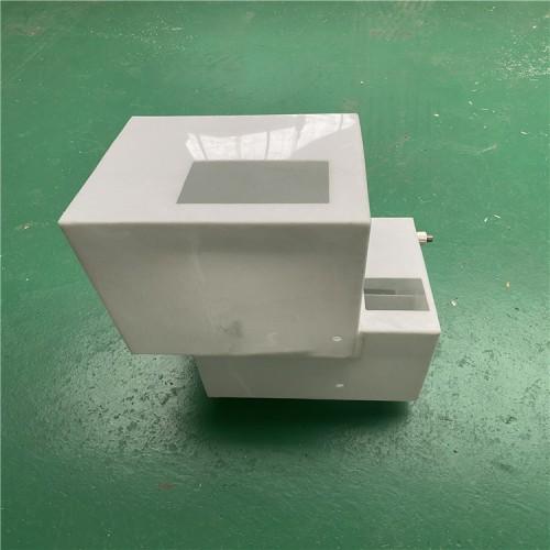 厂家pp塑料水箱洗车机泡沫清水隔离水箱焊接异型水箱带图定做