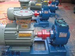 四川圆弧齿轮泵加工/亚兴工业泵阀接受订制