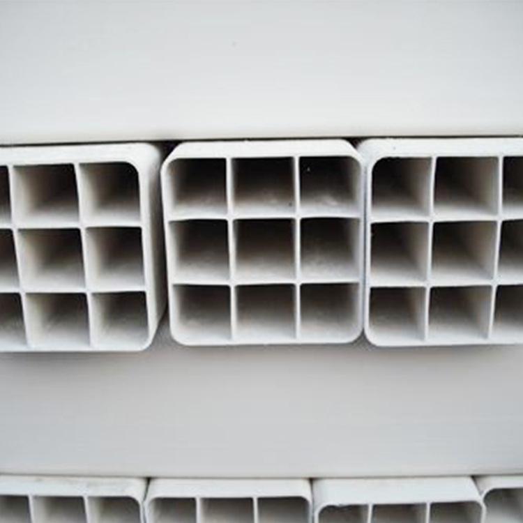哈尔滨PVC多孔格栅管厂家107、162九孔格栅管价格