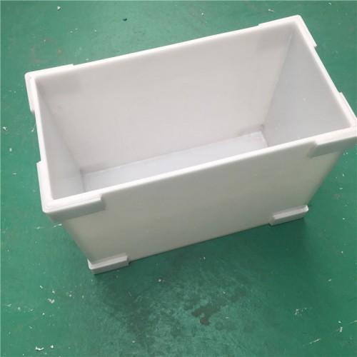 聚丙烯 pp塑焊定做容器  试验器皿托盘 塑料焊接加工防腐