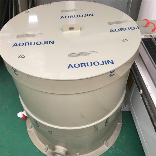 定做塑料圆筒 酸碱液浸泡桶储存箱 PP异型防腐容器储运塑料罐