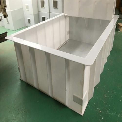 厂家直销pp龟箱养殖循环水箱鱼池鱼槽大型养殖池多种规格