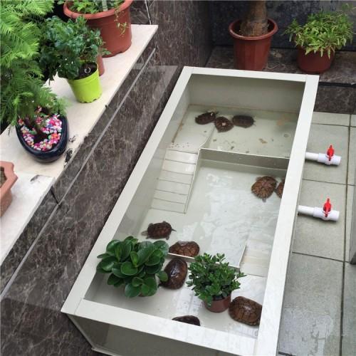 厂家直销加工定做各种槽养殖池 鱼池 龟箱 耐酸碱pp塑料