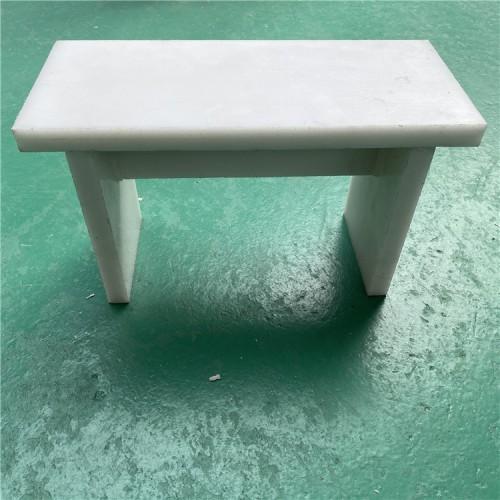 聚丙烯PP板材雕刻加工 塑料焊接水箱 办公桌 防腐板凳