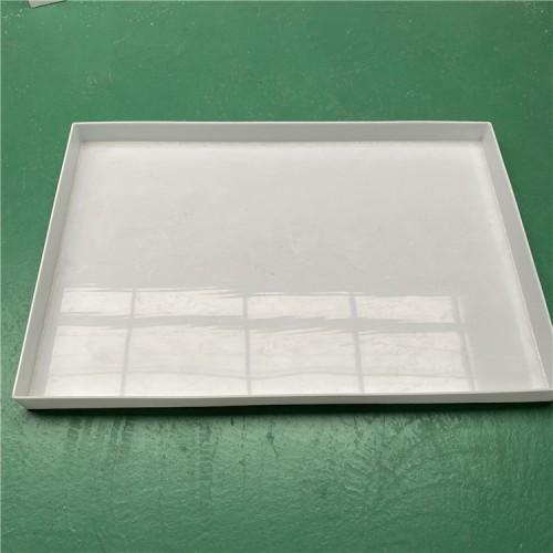 加工定做超大塑料耐腐蚀不生锈废液托盘 销售水果用盘 卖鱼虾蟹