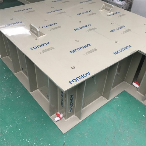 聚丙烯PP污水处理设备化粪池移动厕所污水收集处理设备