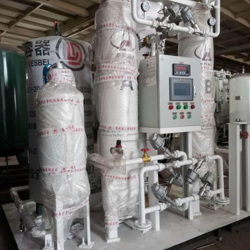 中苏恒大专业定制10立方食品行业制氮机 包装制氮机