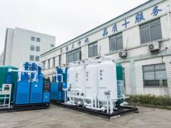 中苏恒大制氮机纯度下降解决方法
