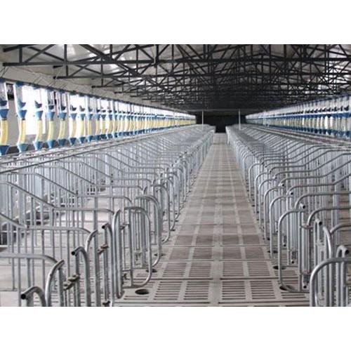 刮粪机生产厂家/万晟畜牧设备质优价廉