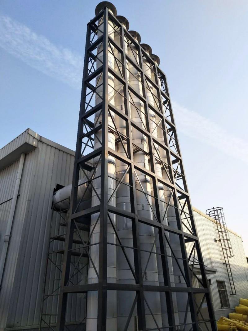 河北烟囱厂家 不锈钢烟囱报价还是林东