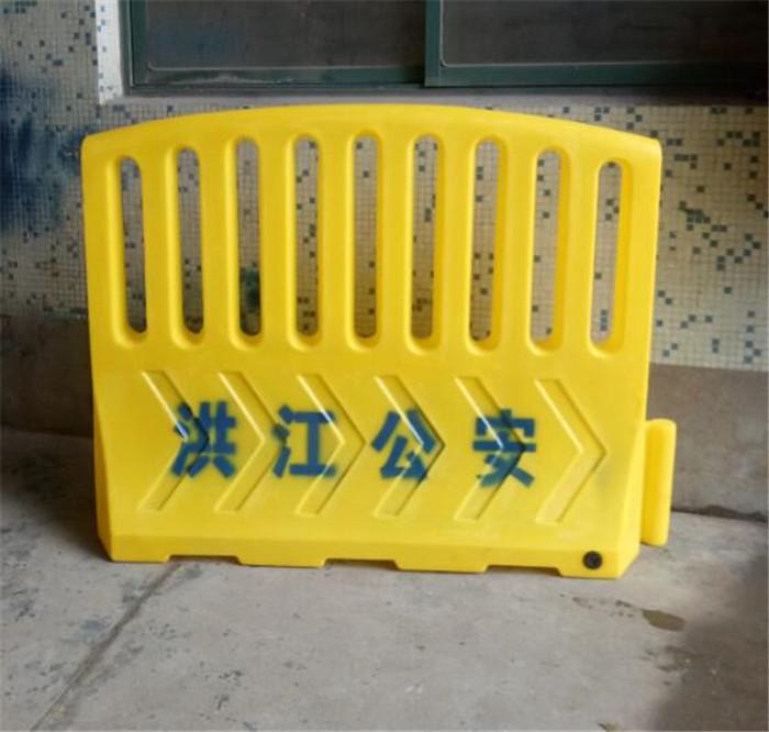 怀化大围栏水马直销厂家 洪江安保防护栏 场地临时隔离栏