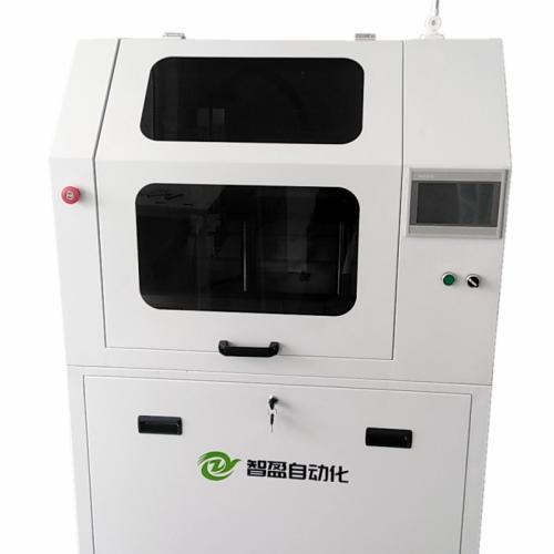 厂家直供智盈ZY-YK300全自动锡膏印刷机,精度高!