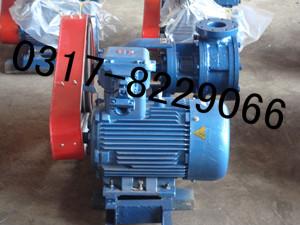 四川内啮合齿轮泵制造商/亚兴泵阀公司质量保证