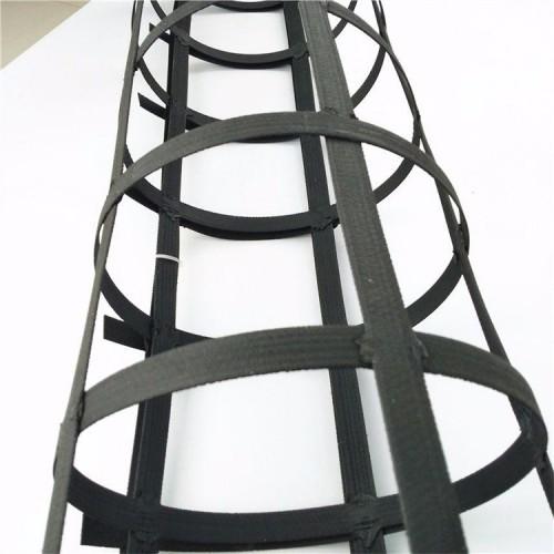 钢塑土工格栅 高强度抗拉伸 PP焊接钢塑格栅 厂家直销现货