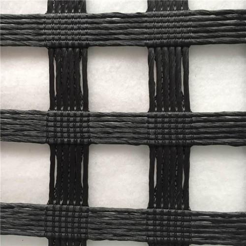 PVC涤纶土工格栅 经编涤纶土工格栅 各种格栅 规格定制