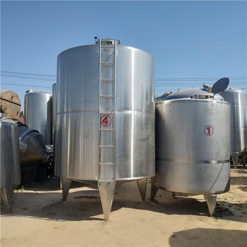回收不锈钢高压储罐 二氧化碳储罐二手 不锈钢储罐价格