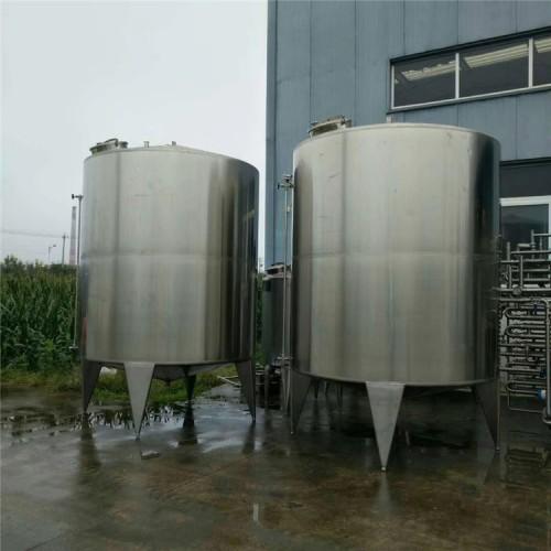 处理液化石油气储罐二手 PP塑料储罐 不锈钢保温储罐二手
